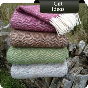 Irish Tweed Gift Ideas from Murphy of Ireland