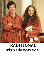 Traditional Irish Flannel Sleepwear