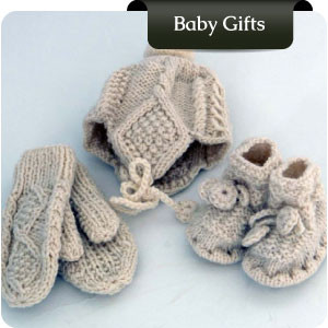 Donegal Tweed Baby Gifts from Murphy of Ireland