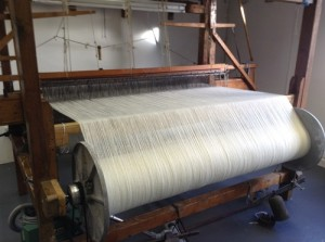 Irish Tweed Loom